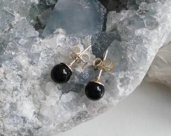 Earrings l Onyx