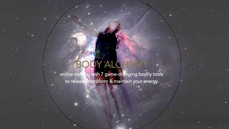 BODY ALCHEMY  online training image 0