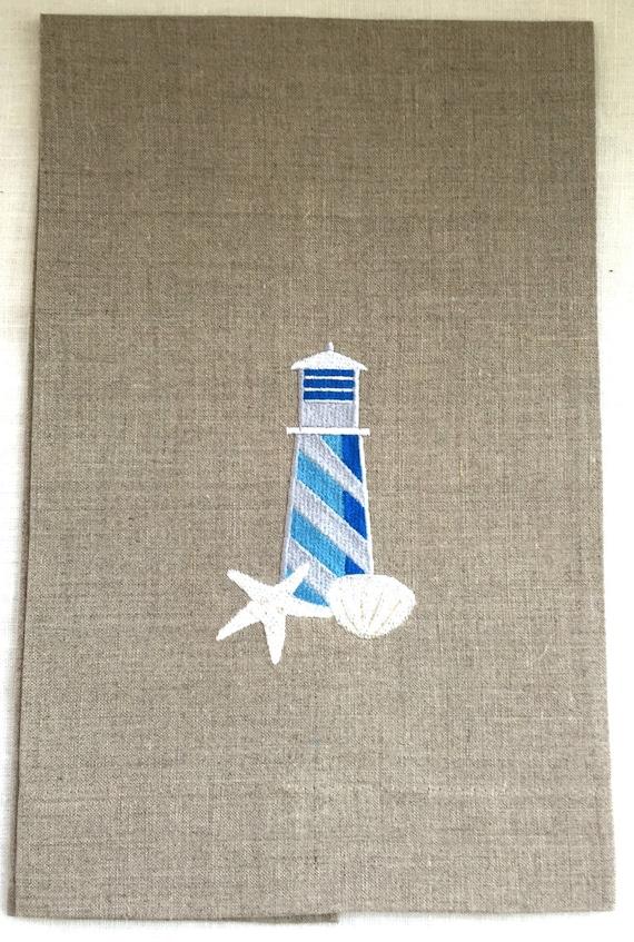 Handtuch bestickt / Guest Handtuch / Hand