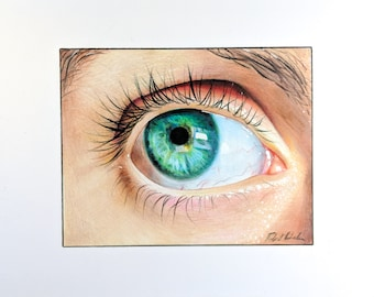 "RC - ""Green Eye Prisma"""