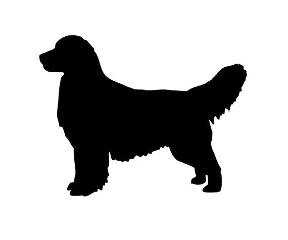 Golden Retriever Svg And Png Digital Download Svg Dog Etsy