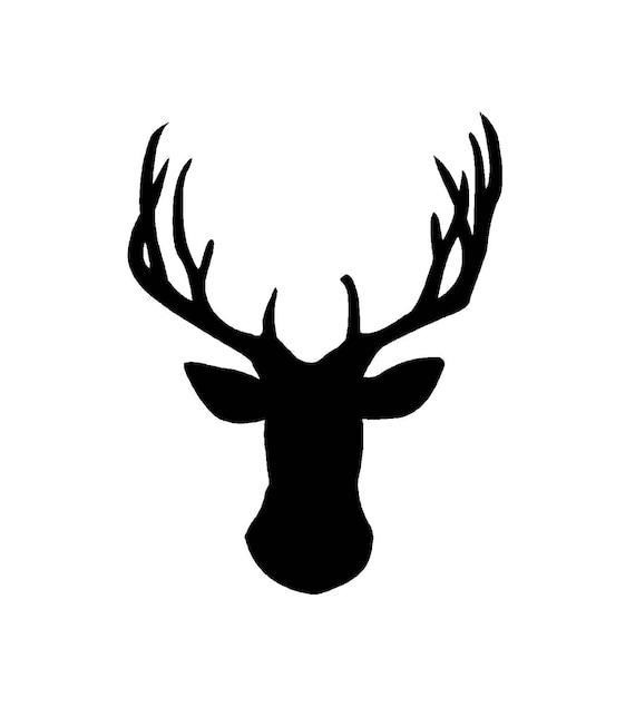 Deer Svg And Png Digital Download Deer Graphic Digital Etsy