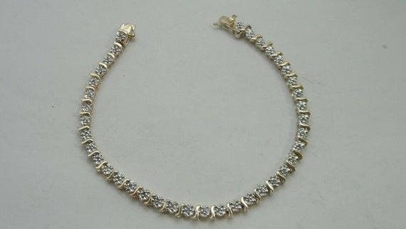 Diamond Tennis Bracelet: Tennis Bracelet, Diamonds