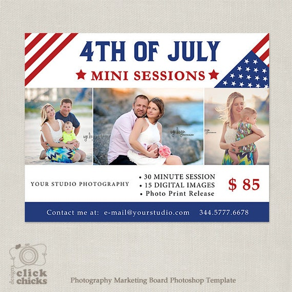 4th of July Mini Session Template - Photography Marketing Template  Th Of July Newsletter Templates on events newsletter template, memorial day newsletter template, st patricks day newsletter template, red newsletter template, disney newsletter template, cinco de mayo newsletter template, one newsletter template, school newsletter template, flag day newsletter template, art newsletter template, birthday newsletter template, patriotic newsletter template, valentine's newsletter template, vacation newsletter template, july 4th email marketing template, october newsletter template, christmas party newsletter template, golf newsletter template, snow newsletter template, memorial day border template,