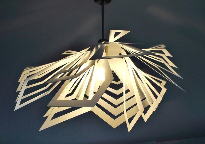 unusual design Modern Lamp ceiling light FUJI