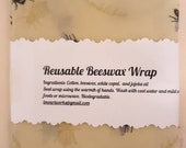 Reusable Beeswax casserole Discover beeswax food wrap baking dish cover Bumblebee
