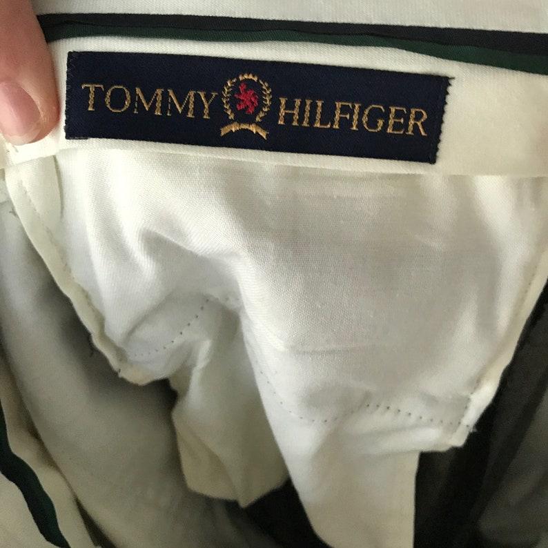 vintage tommy hilfiger dress pants