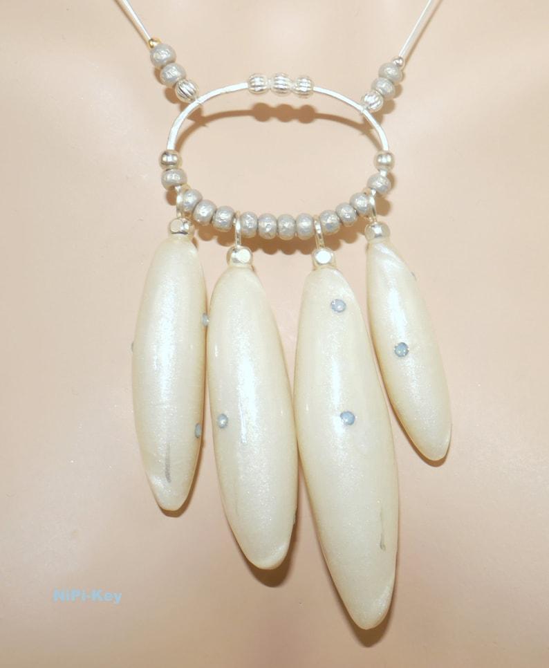 Jewelleryset silver *QUEEN *