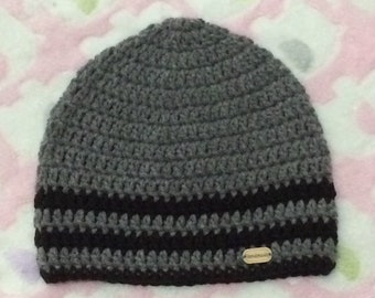 Mens Crochet Hat Etsy