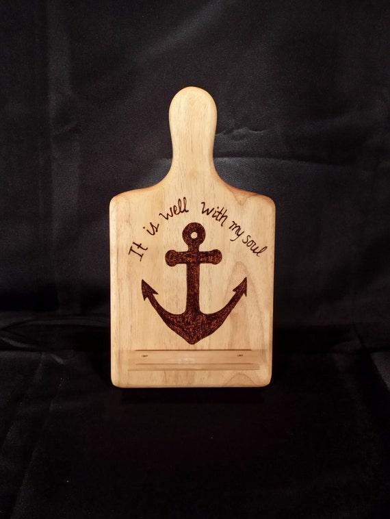 Anchor Cookbook Holder