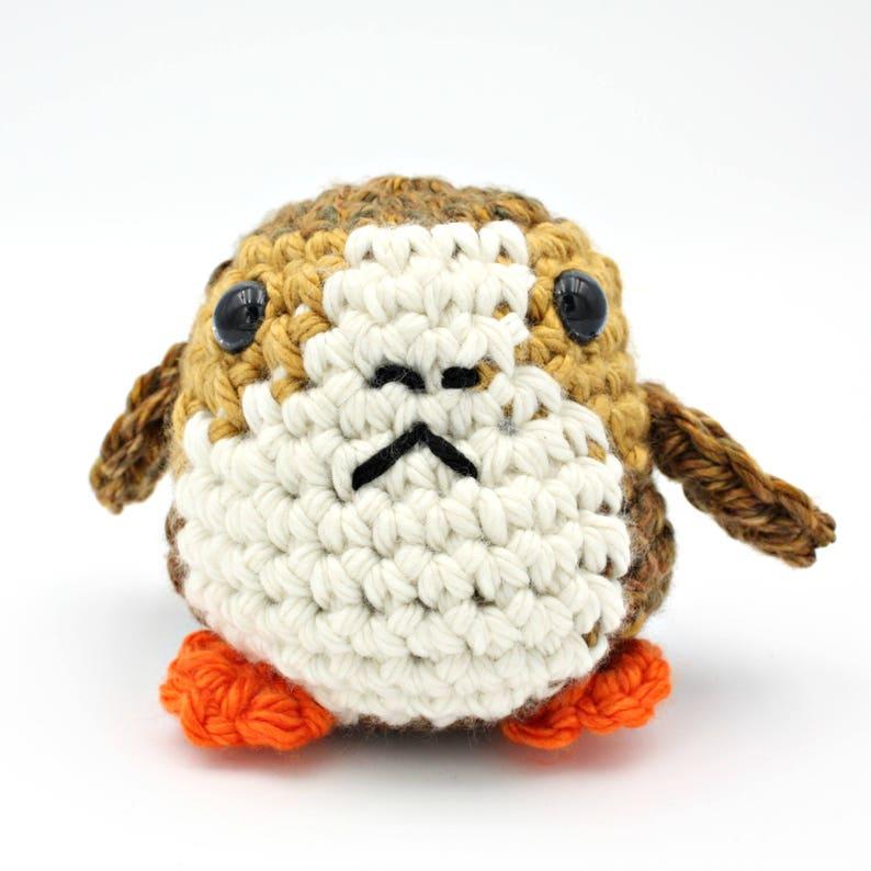 Space Puffin Male Stuffed Animal