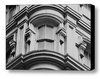 Printable Black and White Photography Wall Art • Printable Wall Art NYC Photography Digital Download • Black and White Abstract Art