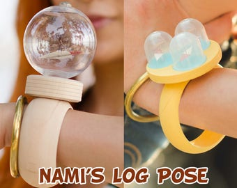 Nami's Log Pose One Piece Cosplay Prop [Standard/New World]