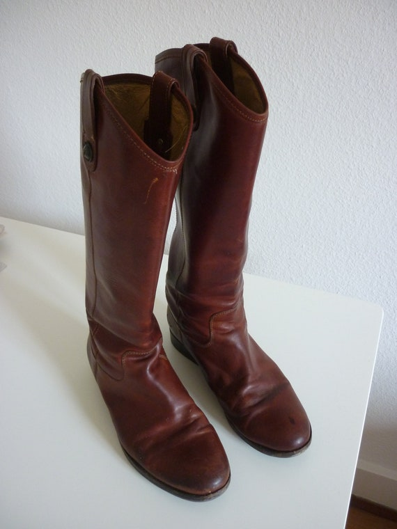 Vintage Leather Boots FRYE