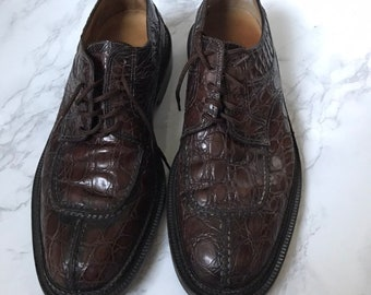 a9f18a0cd2ab Cole Haan Genuine Crocodile Shoes