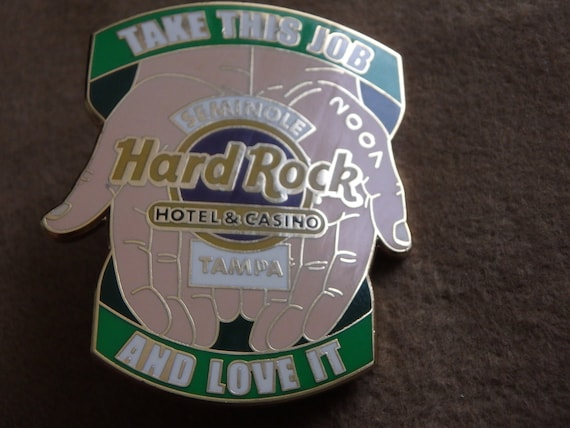 vintage HARD ROCK CASINO Tampa 4th of July American eagle Seminole