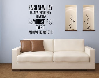 Teamwork Wall Decal - Office Wall Quote - Classroom Wall Quote - Motivational Fitness Inspiration Decal Quotes