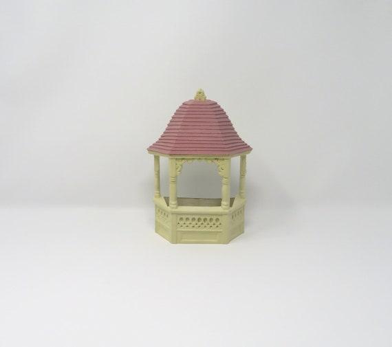 3D Wedding Gazebo 80 x 80 x 85mm 1.5mm Cardboard