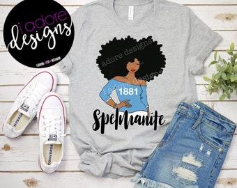 b62c6446 Spelmanite Sis Short-Sleeve Unisex T-Shirt