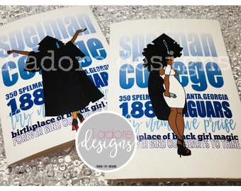 Spelman graduation cards