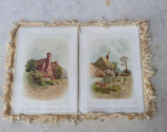 Greeting cards vintage etsy uk christmas seasonal cards m4hsunfo