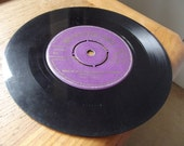 Sehr seltene frhe Elvis Presley einzelne 45 Vinyl 1956, gelhmt, wenn mein Blue Moon zu Gold dreht sich wieder
