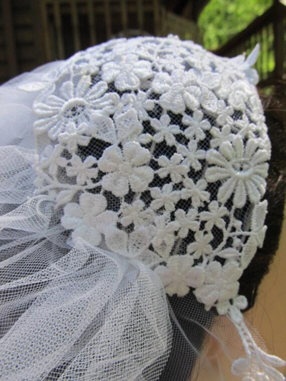 1950's Wedding/Bridal Veil - image 5