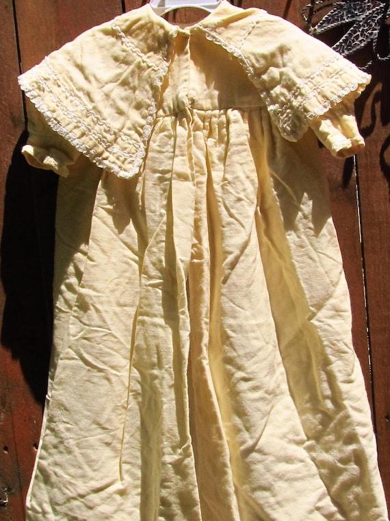 Sale - Sale -Victorian Baby Coat and bonnet - image 1