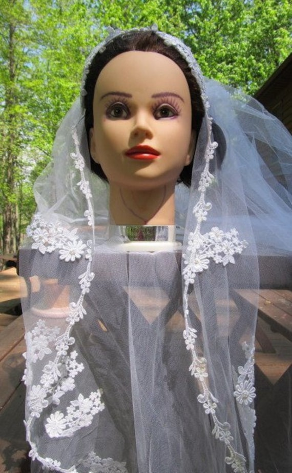 1950's Wedding/Bridal Veil