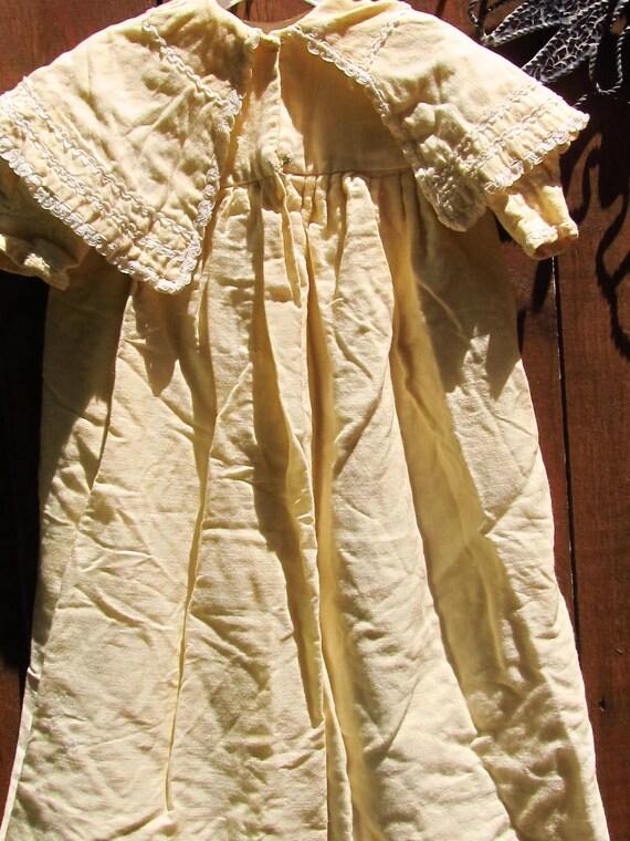 Sale - Sale -Victorian Baby Coat and bonnet - image 5
