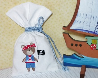 machine embroidery favor and gift bags for Baptism,Christening,Girls Favors,Baby showers Favor bag in sets of 10 or 15 pieces Swan