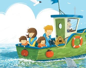Boat Trippin'