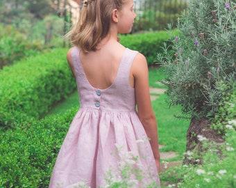 PATTERN TEEN Tea Party Dress - PDF Sewing Pattern - Instant Download - Tadah Patterns