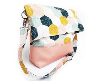 ebook Schnittmuster Tasche MaNele, ebook Handtasche, ebook, PDF, Tasche, Damen, sewing pattern, Taschenschnittmuster, Schnittbox