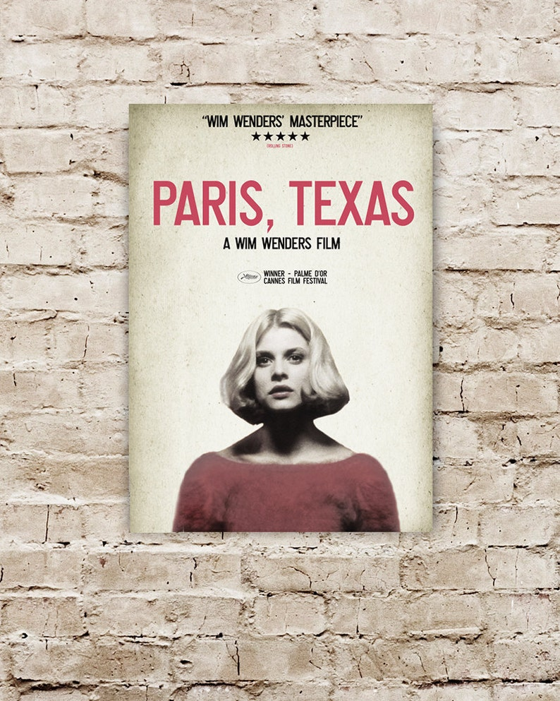 wim wenders paris texas full movie