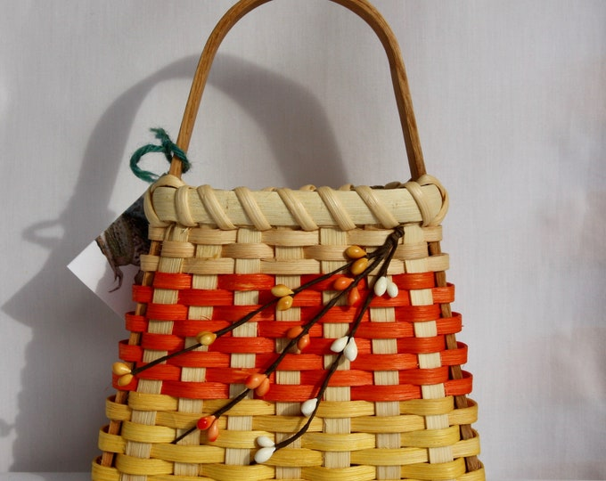 Candy Corn Basket