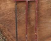 Vintage Handmade Saw