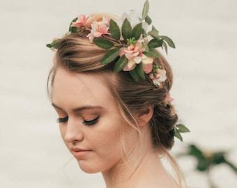 Arabella Flower Hair Vine