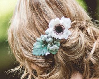 Alice Flower Hair Clip