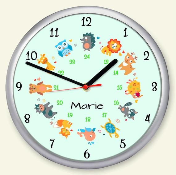 Uhr Kinderzimmer