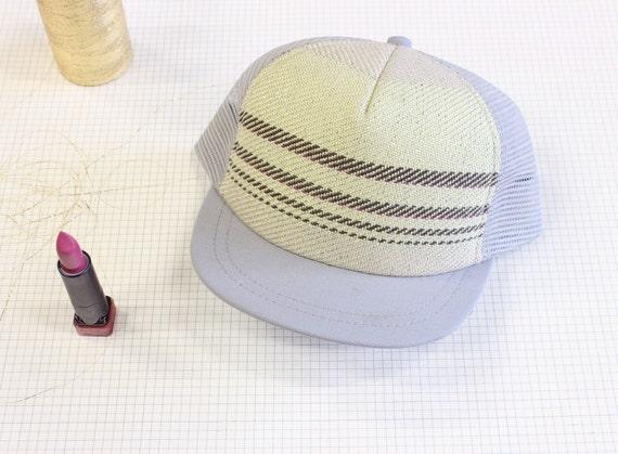 The Tiffany hat short brim trucker hat  31f0a35e5e6