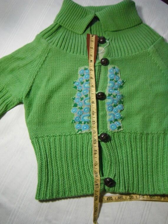Vintage Free People Sweater - image 7