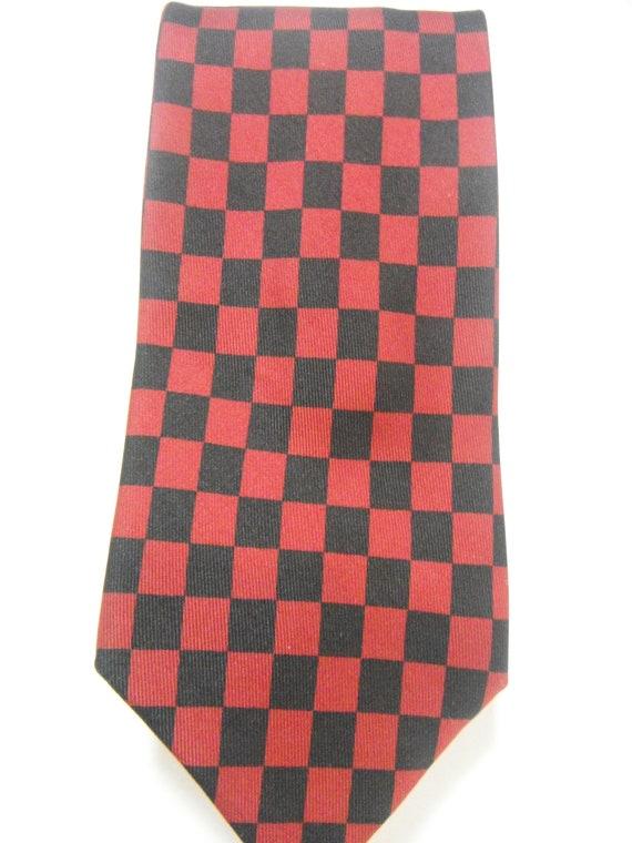 Vintage Hermes Silk Tie - image 1