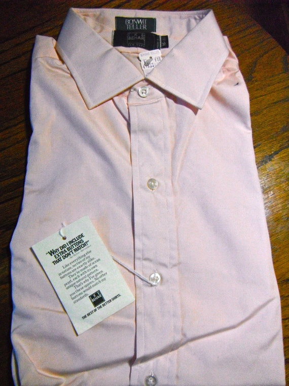Bonwit Teller Oxford Shirt
