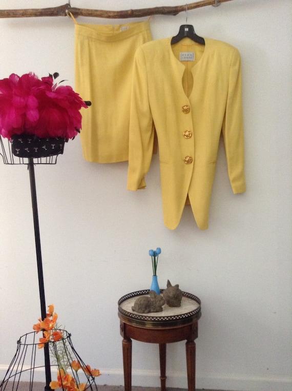 Vintage Rena Lange Suit