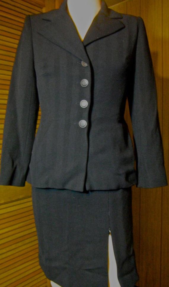 Vintage Givenchy 2 Piece Suit