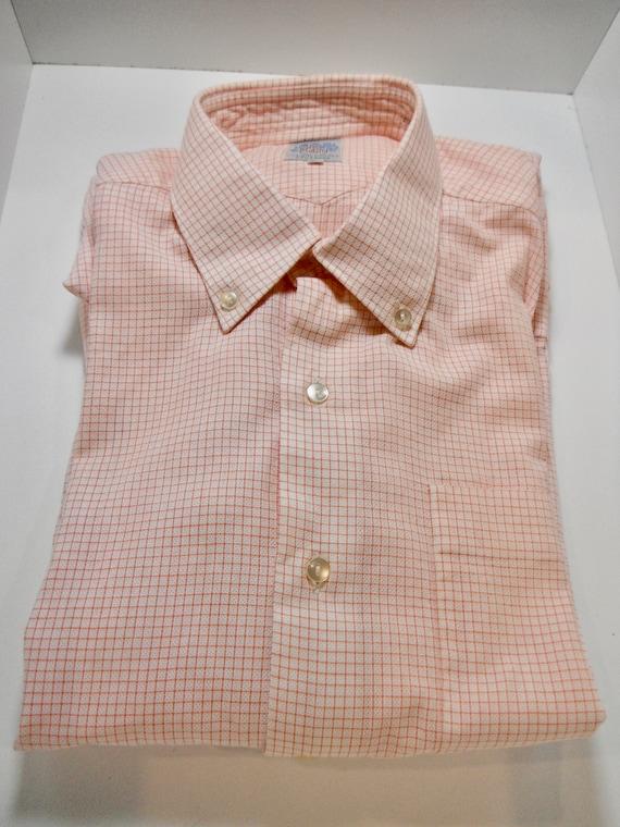 Vintage Resisto Mens Shirt - image 1