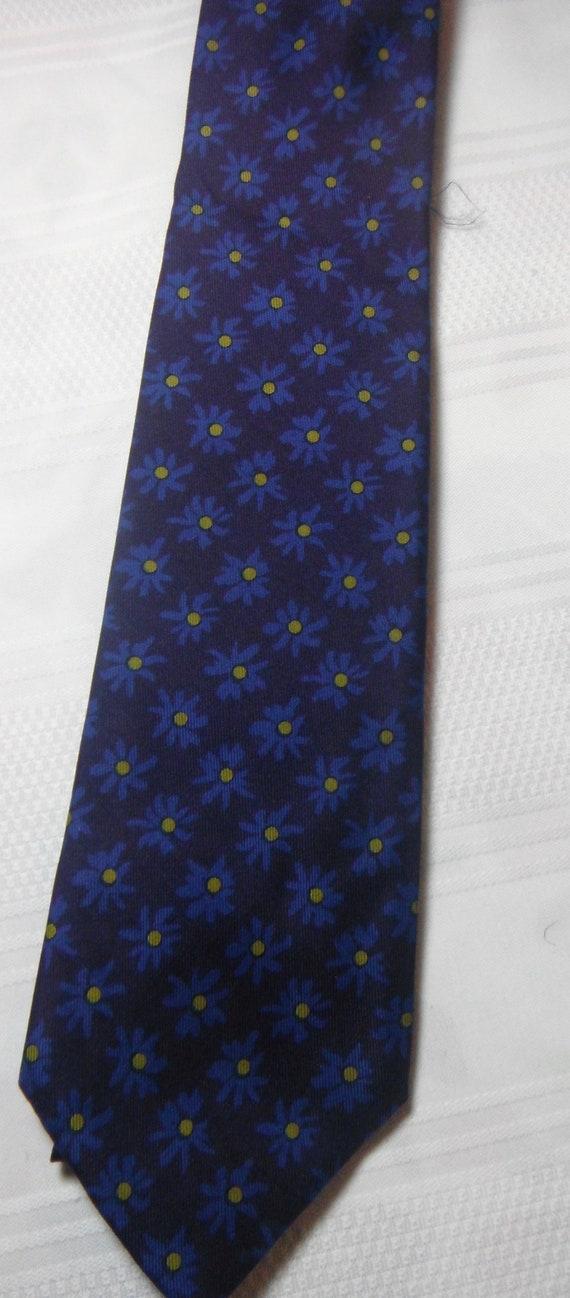 Hermes Vintage Silk Tie - image 1