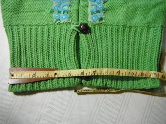 Vintage Free People Sweater - image 9