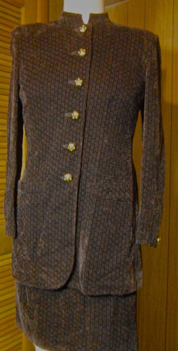 Vintage St. John Knit Suit